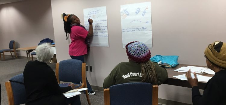 Cancer Action Councils Use Concept Mapping to Develop Research Questions