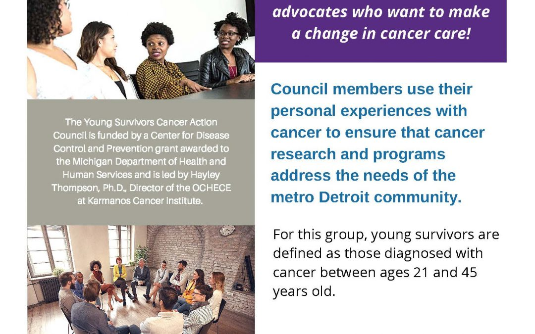 Research & Advocacy for Young Survivors